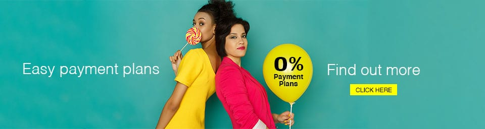 0% Payment plans - find out more click here