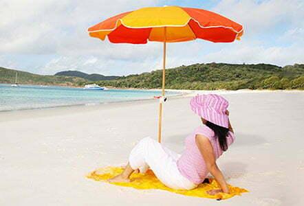 avoiding sun exposure during laser hair removal