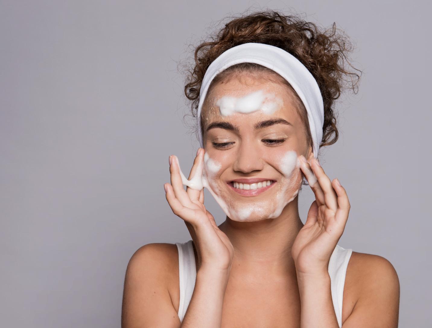 Should you exfoliate acne?