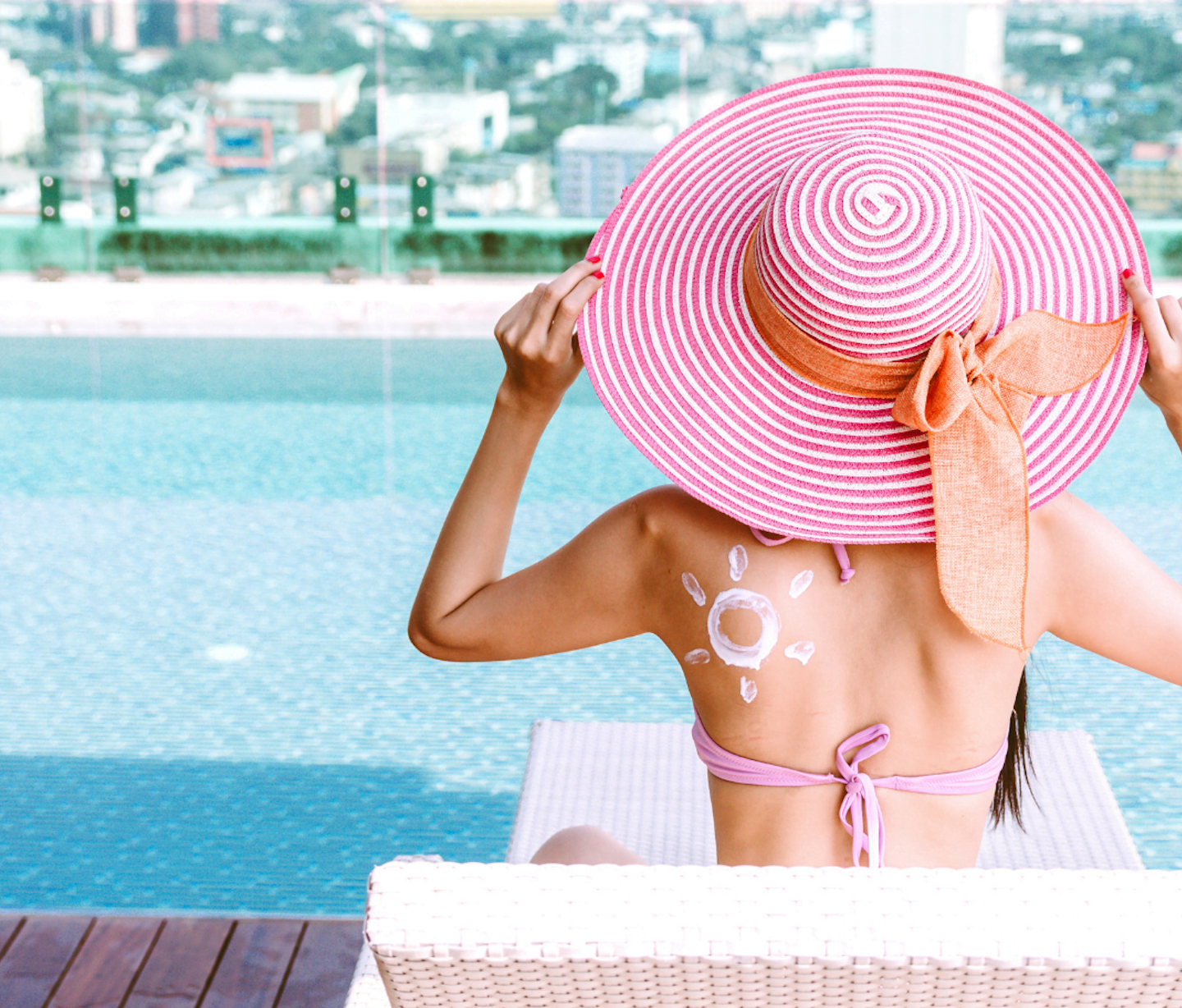 Can you go in the sun after laser hair removal?