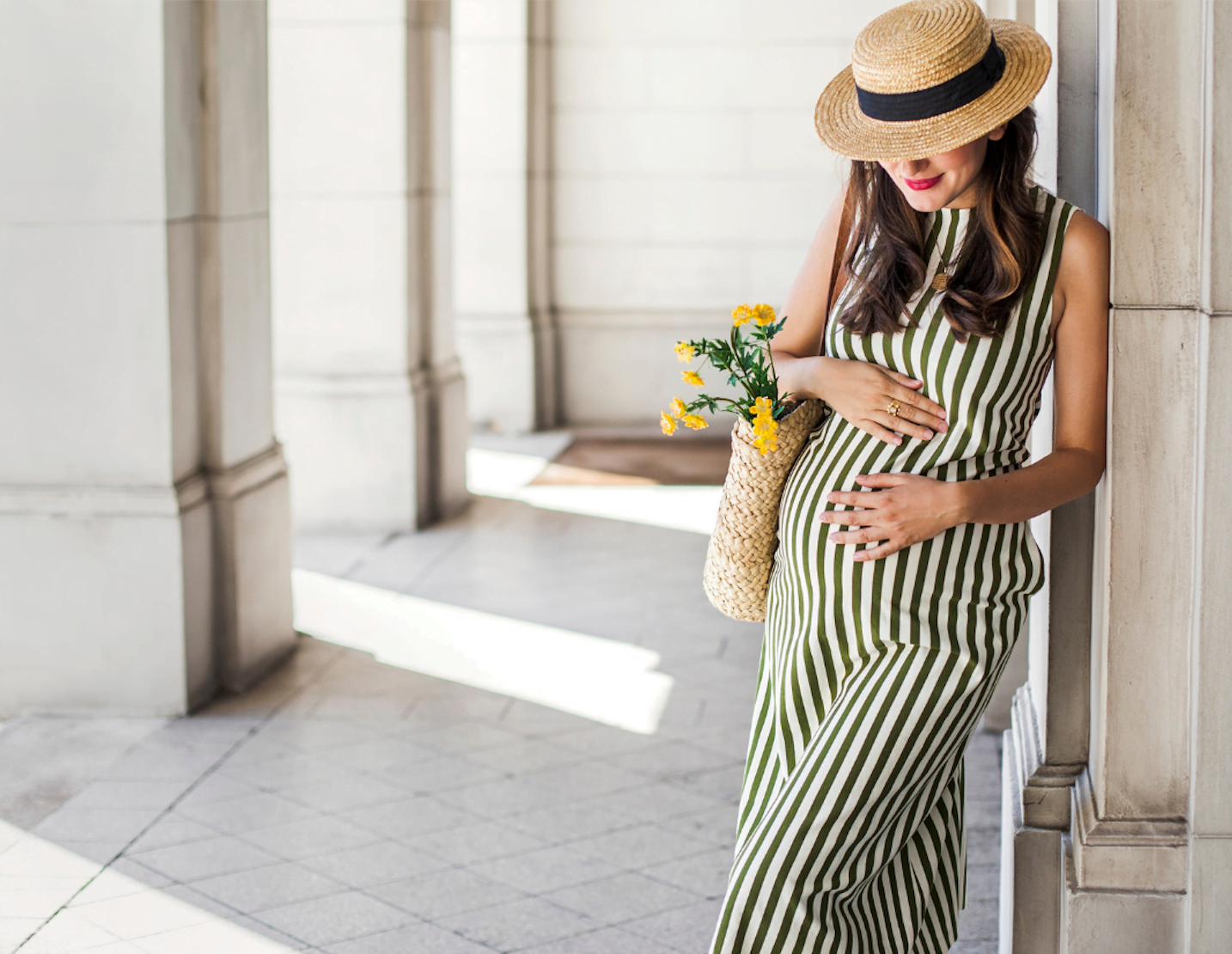 Pregnancy during laser hair removal