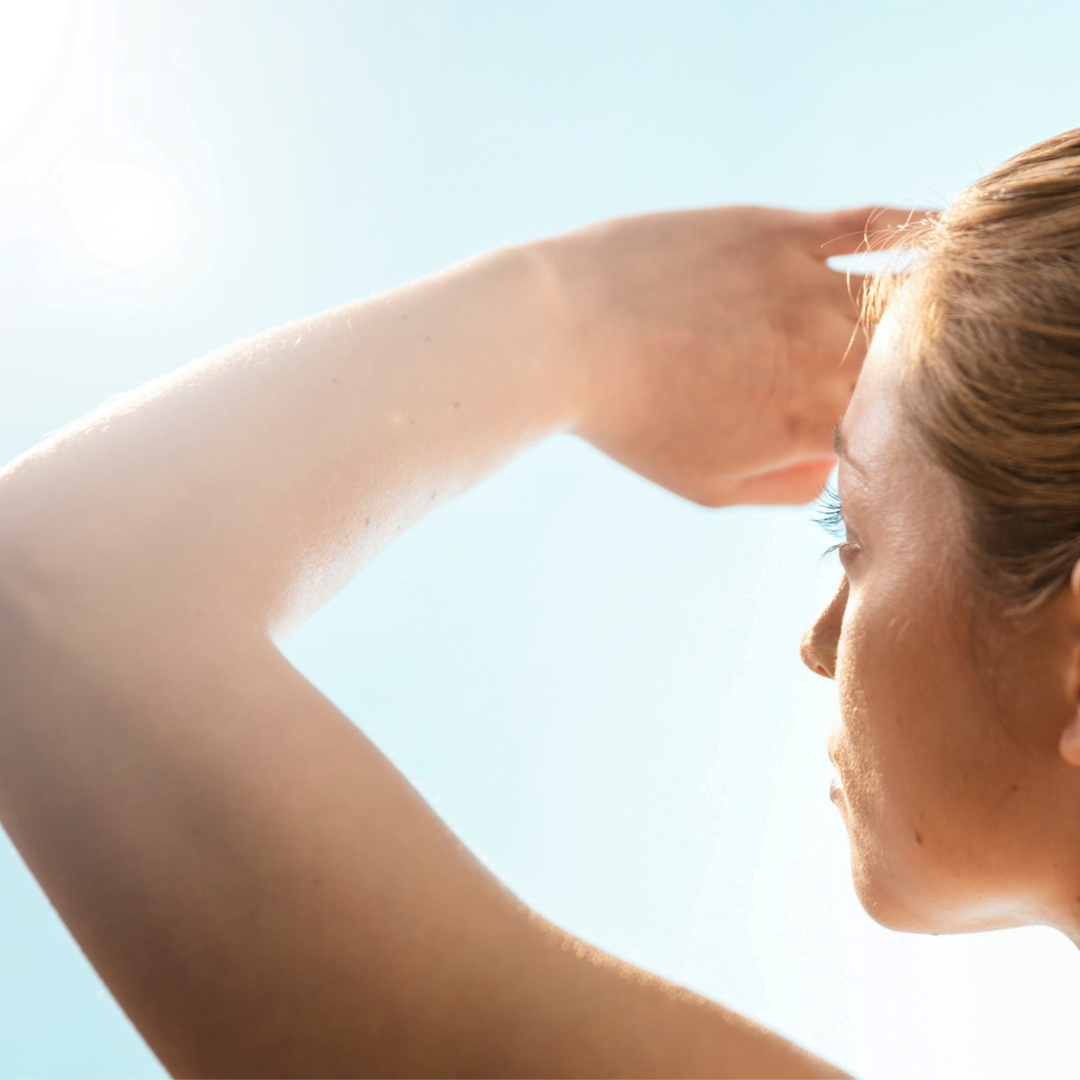 Can sun damage be reversed?