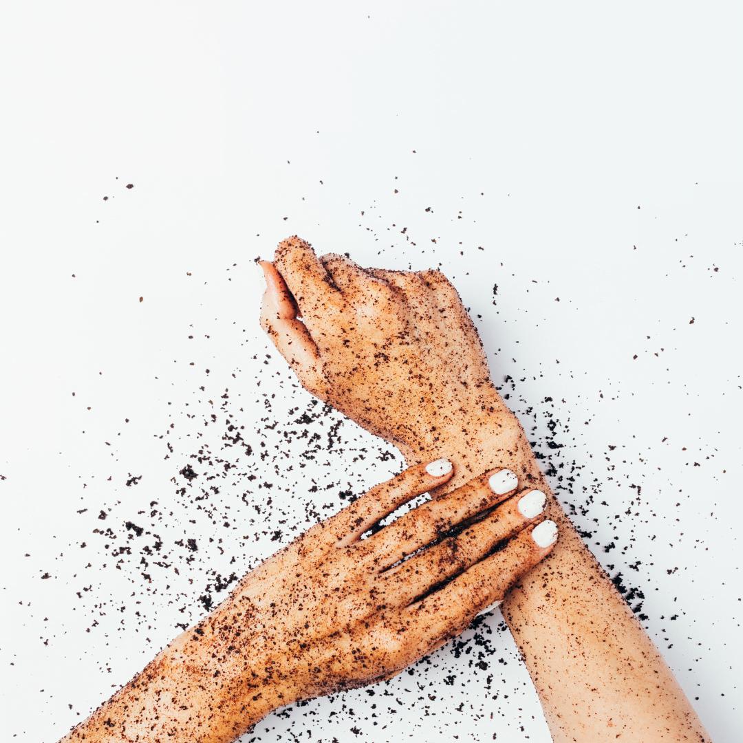 Should you exfoliate Keratosis Pilaris?